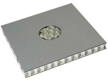 لوح الالومنيوم الشبيه بخلايا النحل Board JXX-FW003