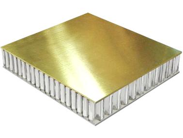 لوح الالومنيوم الشبيه بخلايا النحل JXX-FW012